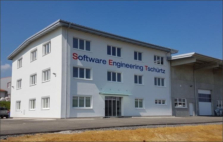 Neubau Büro und Halle Gewerbebetrieb