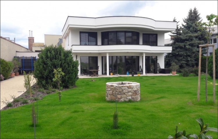 Einfamilienhaus Massivbauweise
