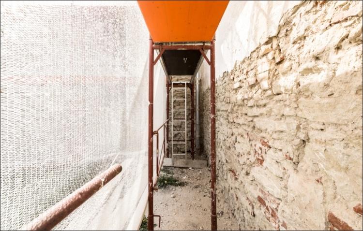 Fassadensanierung mit ökologischen Materialien