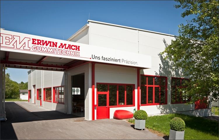 Erweiterung Betriebsgebäude