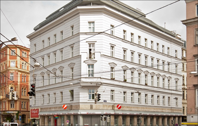 historische Fassadensanierung