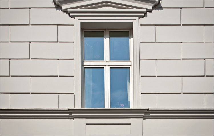 Detail Fensterneugestaltung