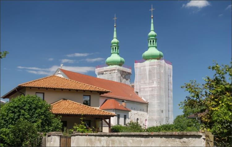 Revitalisierung der historischen Fassade