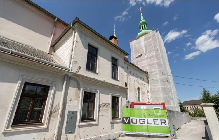 Sanierung Kirchenturm