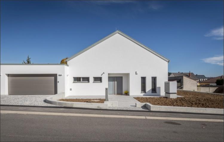 Errichtung eines Einfamilienhauses