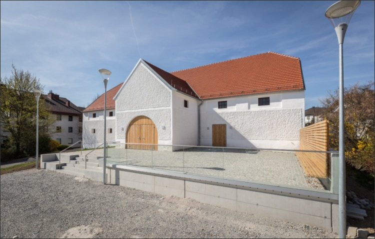 Revitalisierung eines historischen Gebäudes