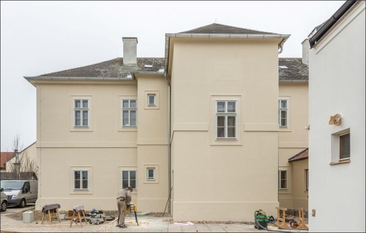 Umbau und Sanierung des Pfarrhofes