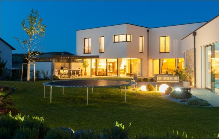 Umbau Einfamilienhaus samt neuer Poolanlage