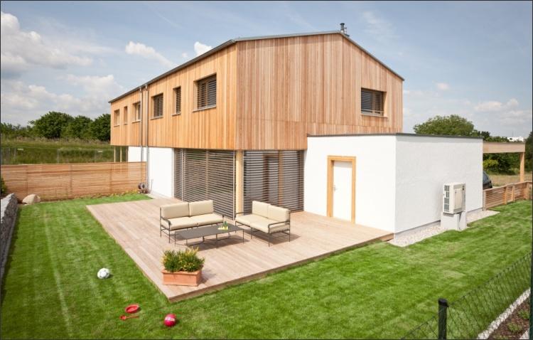 KARDEA Haus mit ökologischen Baustoffen