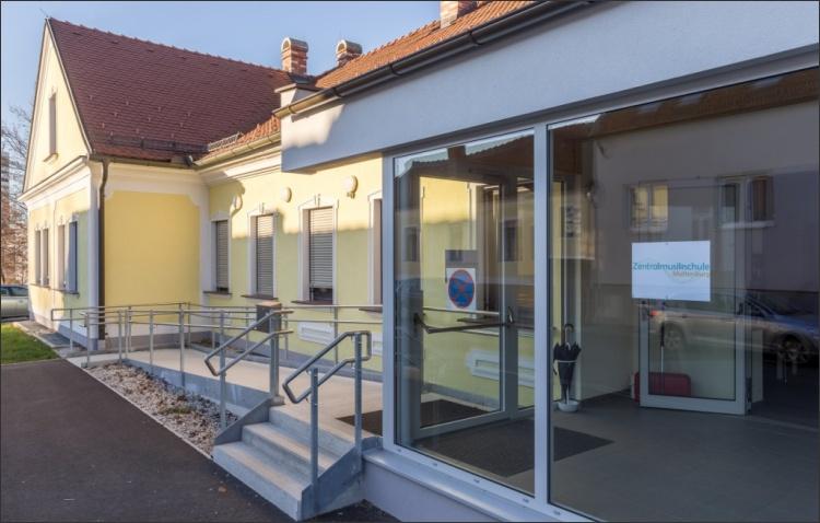 Umbau Musikschule mit barrierefreiem Zugang