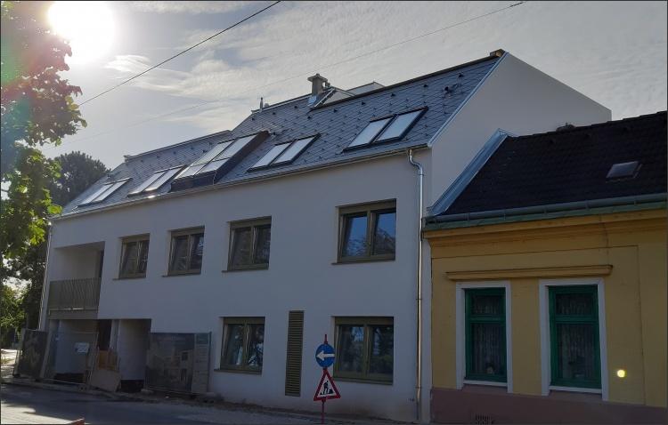KeGa Wohnhausanlage Ketzergasse Wien