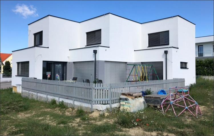Einfamilienhaus Ziegelmassivbauweise