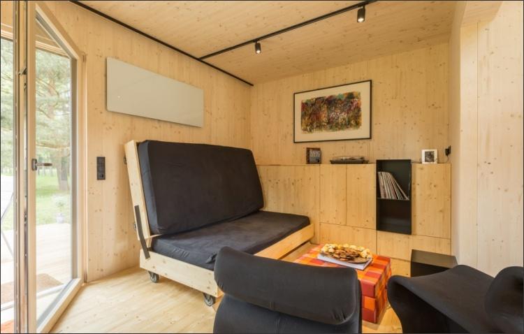 KARDEA Mobilheim Innenbereich