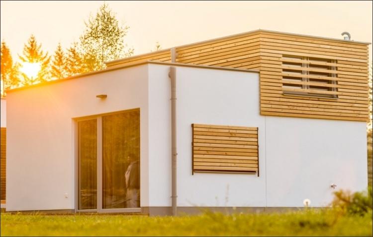 KARDEA Mobilheim Premium Plus mit erhöhtem Bereich