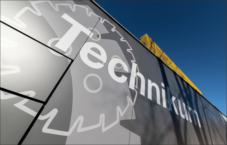 Neubau Murexin Technikum (© Murexin GmbH)